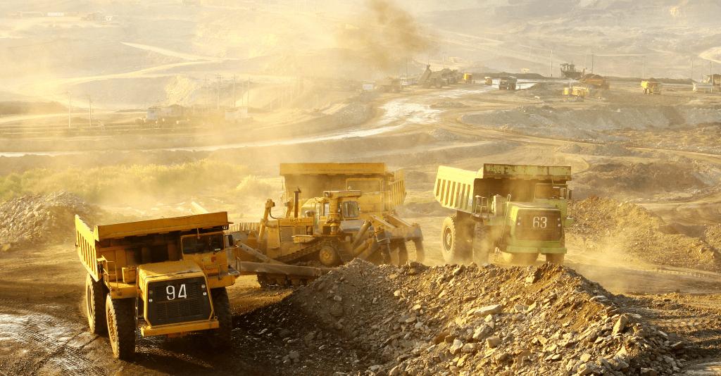 Gold mining corporation